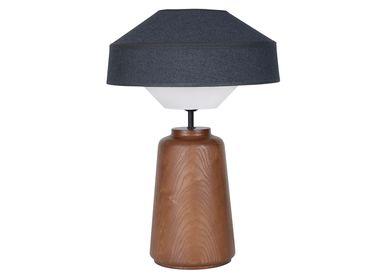 Lampes de table - MOKUZAI lampe D38 - MARKET SET