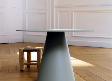Coffee tables - TABLE LOMBOK COLOR - TERRE ET METAL