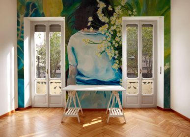 Wallpaper - Invitation Bucolique - SIMONE ET MARCEL