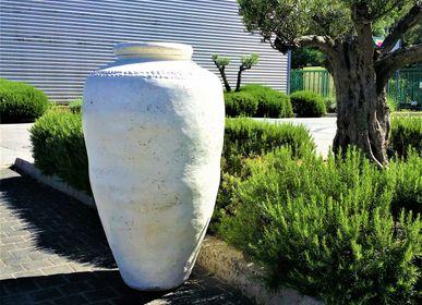 Objets de décoration - Jarre en terre cuite - JD PRODUCTION - JD CO MARINE