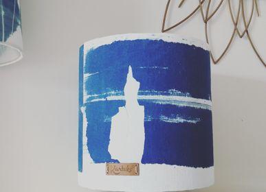 Table lamps - Blue Wood - KARTEKO