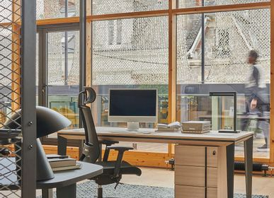 Office furniture and storage - Executive Office E-MOTION - GAUTIER OFFICE