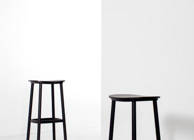 Tabourets - Tabouret-PADDLE-75cm - CRUSO