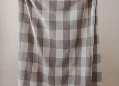 Plaids - Couverture en laine recyclée en Jacob Tartan - THE TARTAN BLANKET CO.