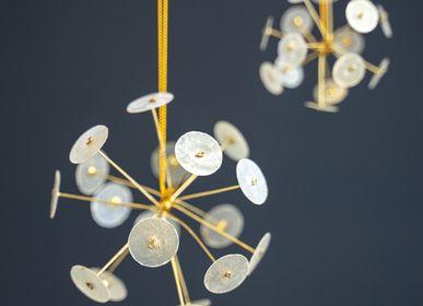 Objets de décoration - Décoration de pissenlits & capiz brut - KINTA