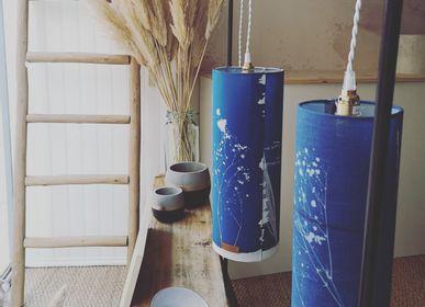Hanging lights - Blue Vegetable - KARTEKO
