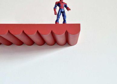 Shelves - Wall shelf CAKE - DESIGNERBOX / ORIGINAL EUROPEAN CRAFT PRODUCTS