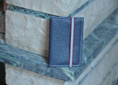 Leather goods - Double Card Holder - LA CARTABLIÈRE