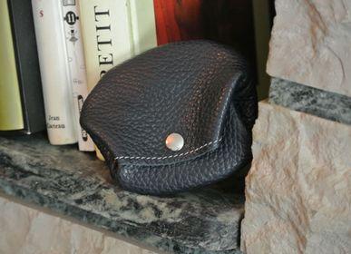 Leather goods - Toad purse - LA CARTABLIÈRE