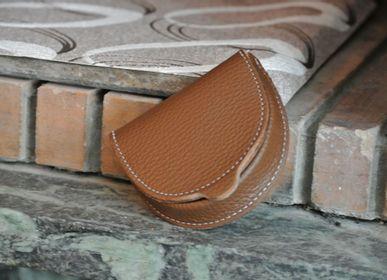 Leather goods - Coin box - LA CARTABLIÈRE
