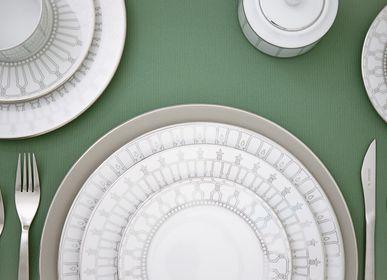 Formal plates - Allegro porcelain plates - PORCEL