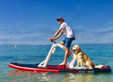 Gym et fitness pour collectivités -  Vélo aquatique «Enjoy» - A LA CARTE DESIGN