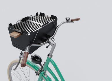 Barbecues - Grille de vélo «Alacarte» - A LA CARTE DESIGN