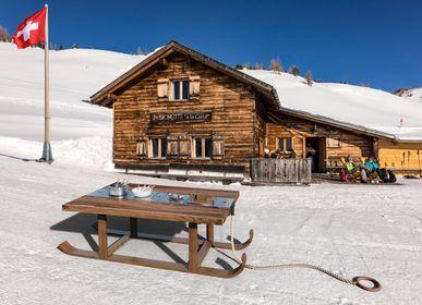 Dining Tables - Ski Table - A LA CARTE DESIGN