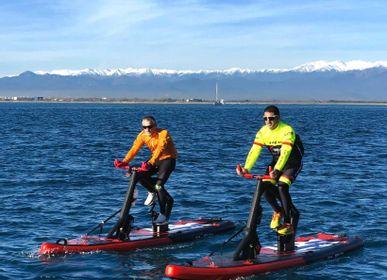 Gym et fitness pour collectivités - Vélo aquatique «Fitness» - A LA CARTE DESIGN