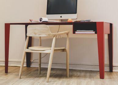 Desks - Console LOFT - TERRE ET METAL