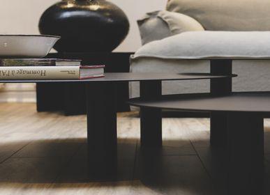 Tables basses - TABLES BORA BORA BYTM - TERRE ET METAL