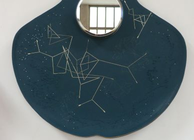 Mirrors - Mirror Collection Be4: Blue sky - MARIE BARTHES