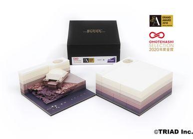 Objets design - SHAPE Kyoto -MIYABI- - OMOSHIROI BLOCK