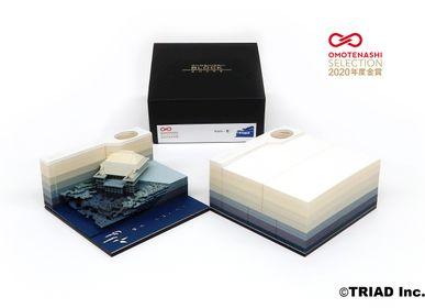 Objets design -  SHAPE Kyoto -AI- - OMOSHIROI BLOCK
