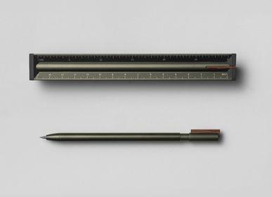 Autres fournitures bureau - ONE3│ Règle Crayon - TA+D