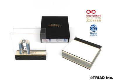Objets design - SHAPE UMEDA SKY BUILDING -MISORA- - OMOSHIROI BLOCK
