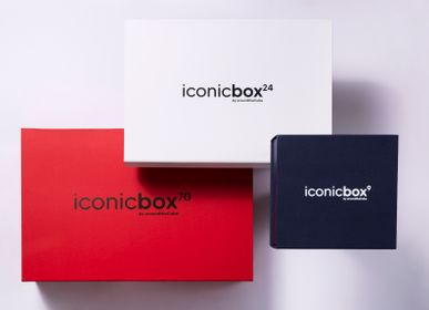 Design objects - ICONICBOX 70 ARTCOLLECTION - ICONICUBE BY AROUNDTHECUBE