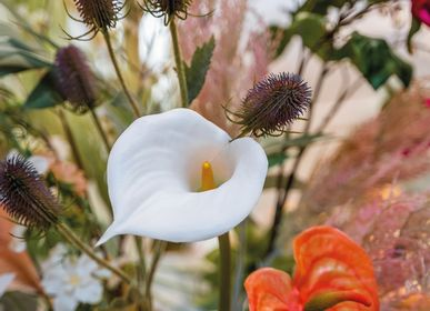 Décorations florales - NOUVEAU Collection printemps/été 2022 - Tendance Thème 3 - Hideaway - EMERALD ETERNAL GREEN BV
