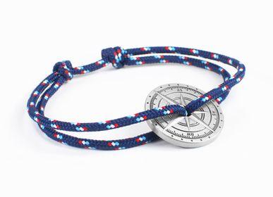 Bijoux - Bracelet argent vielli - LE VENT À LA FRANÇAISE