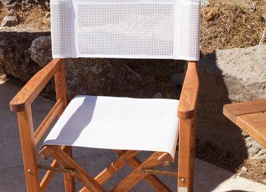 Deck chairs - ERA director's chair - PALMAR SINCE 1977