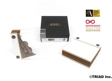 Objets design - violon SHAPE - OMOSHIROI BLOCK