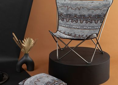 Lawn armchairs - LABYRINTHE Lounge Chair - LAFUMA MOBILIER