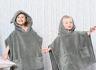 Children's bathtime - Poncho Towel for children, 5-10 years old - LUIN LIVING