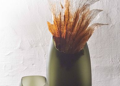 Vases - Flat half moon  vase (small & Large) - 3,CO