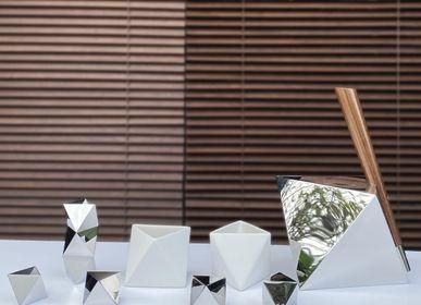 Pièces uniques - Tears of Diamond series_kettle/ sel et poivre pour table chic    - DESIGNBURG