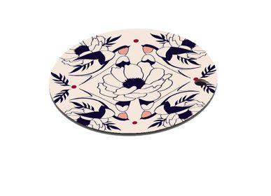 Cadeaux - Dessous de plat en bouleau Oiseaux Muses - ATOMIC SODA