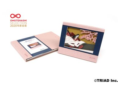 Design objects - SCENE Hana no Iro - OMOSHIROI BLOCK