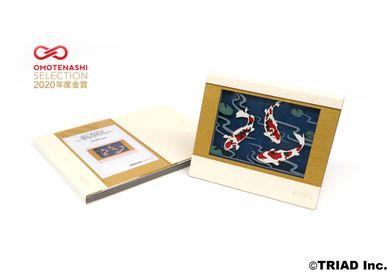 Design objects - SCENE Nishikigoi - OMOSHIROI BLOCK