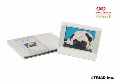 Design objects - SCENE Pug - OMOSHIROI BLOCK
