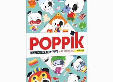 Poster - Poster éducatif + 43 stickers GADOU  - POPPIK
