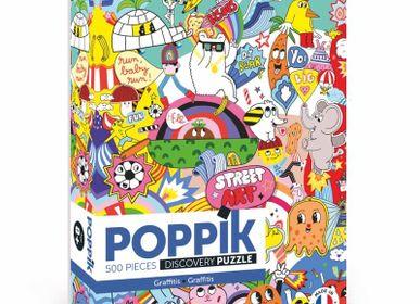 Affiches - Puzzle 500 pièces - GRAFFITIS  - POPPIK