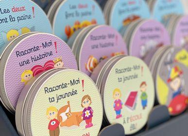 Jeux enfants -  24 jeux nomades récréatifs à partager en famille, fabriqué en France - J'VAIS L'DIRE À MA MÈRE !