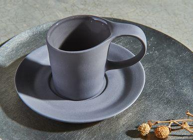 Tea and coffee accessories - Ripple espresso set - 3,CO
