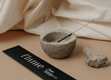 Senteurs - Encens à charbon fait main aux parfums inhabituels - Encens arôme 10 bâtonnets - FLAME MOSCOW