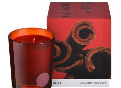 Sets de bureaux - Bougie Parfums de campagne russes -Fall Colors - 250 gr  - FLAME MOSCOW