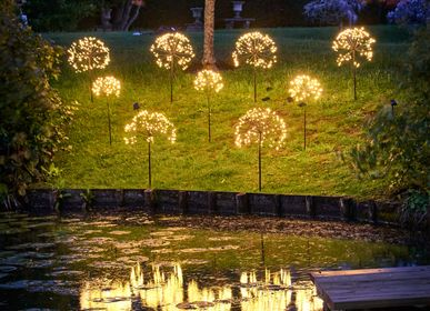 Gifts - Solar Dandelion Outdoor Light - LIGHT STYLE LONDON