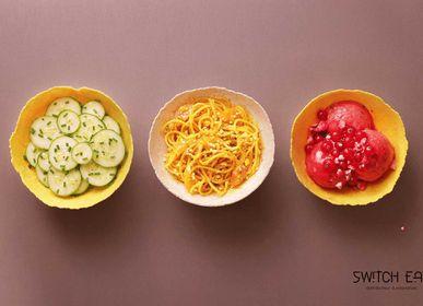 Bowls - EDIBLE BOWLS - 12 pieces - SWITCH EAT