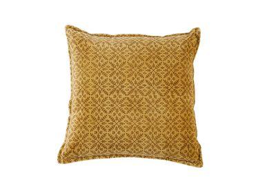 Fabric cushions - GLORY VELVET CUSHION 45X45 CM AX71003 - ANDREA HOUSE