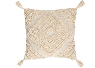 Fabric cushions - Uyuni cotton cushion 45x45 cm AX71179 - ANDREA HOUSE