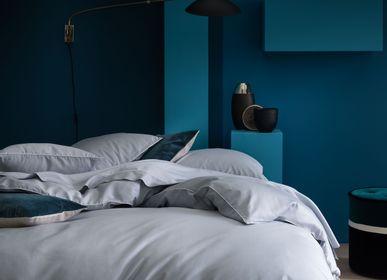 Bed linens - Satin night - BLANC CERISE
